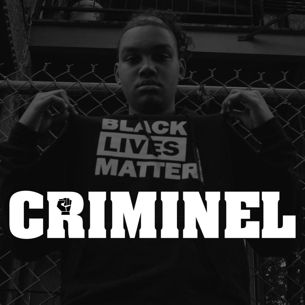 CRIMINEL Cover